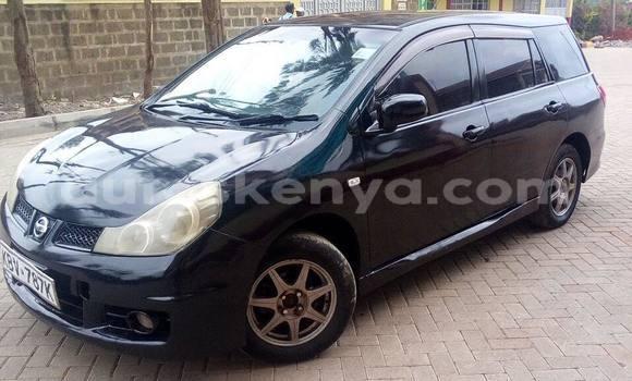 Buy Used Nissan Wingroad Black Car in Nairobi in Nairobi