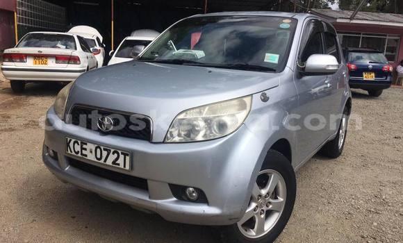 Buy Used Toyota Rush Silver Car in Nairobi in Nairobi