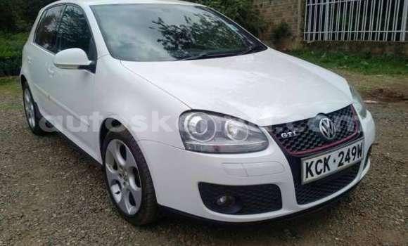 Buy Used Volkswagen Golf White Car in Nairobi in Nairobi