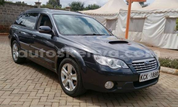 Buy Used Subaru Outback Black Car in Nairobi in Nairobi
