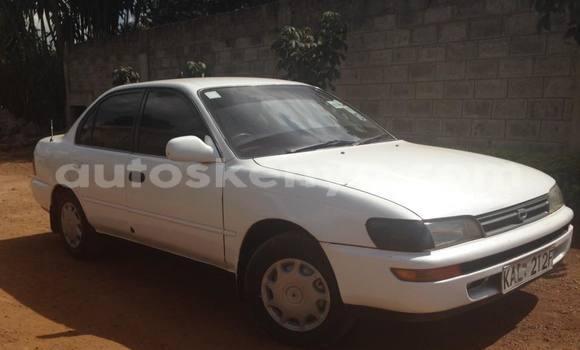 Buy Used Toyota Camry White Car in Nairobi in Nairobi
