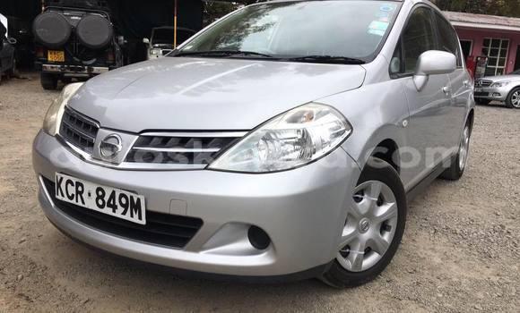 Buy Used Nissan tiida Silver Car in Nairobi in Nairobi