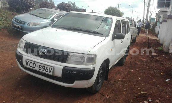 Buy Used Toyota Probox White Car in Nairobi in Nairobi