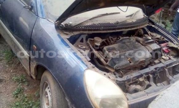 Buy Used Toyota Duet Blue Car in Nairobi in Nairobi