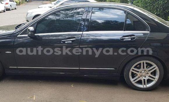Buy Used Mercedes Benz C–Class Black Car in Nairobi in Nairobi