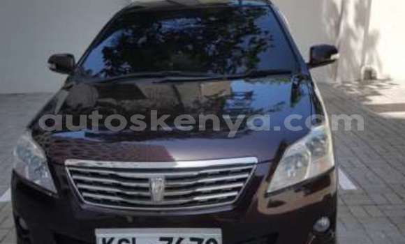 Buy Used Toyota Premio Brown Car in Nairobi in Nairobi