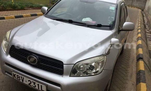 Buy Used Toyota RAV4 Silver Car in Nairobi in Nairobi