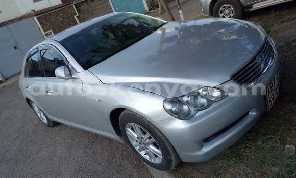 Buy Used Toyota Mark X Silver Car in Nairobi in Nairobi