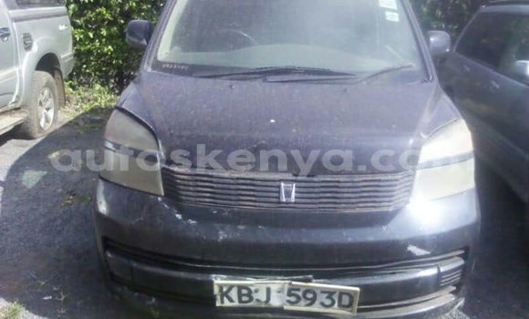 Buy Used Toyota Voxy Black Car in Nairobi in Nairobi