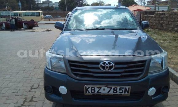 Buy Used Toyota Hilux Other Car in Nairobi in Nairobi
