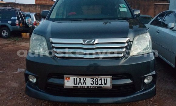 Buy Used Toyota Noah Black Car in Nairobi in Nairobi