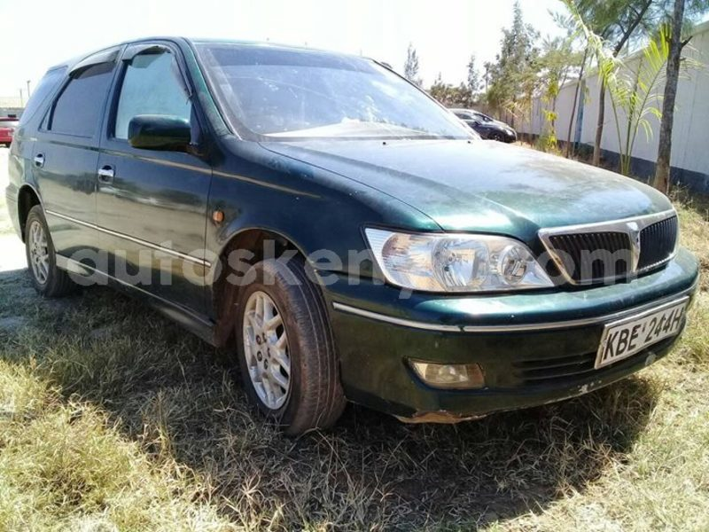 Buy Used Toyota Vista Green Car In Nairobi In Nairobi Autoskenya