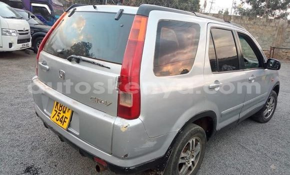 Buy Used Honda CR–V Silver Car in Nairobi in Nairobi