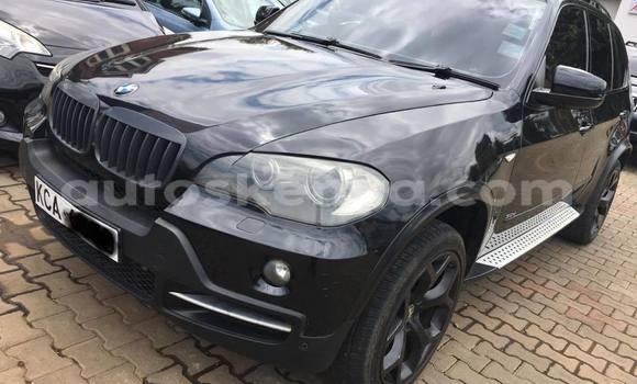 Buy Used BMW X5 Black Car in Nairobi in Nairobi