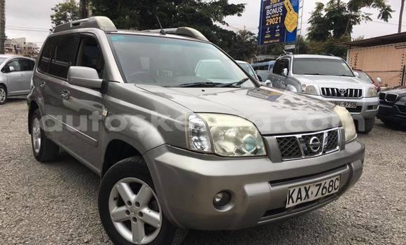Buy Used Nissan X–Trail Beige Car in Nairobi in Nairobi