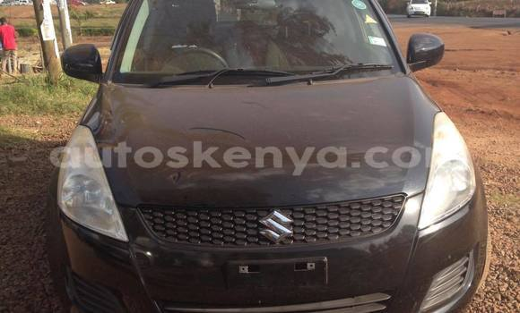 Buy Used Suzuki Swift Black Car in Nairobi in Nairobi