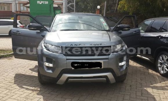 Buy Used Land Rover Range Rover Evoque Other Car in Nairobi in Nairobi