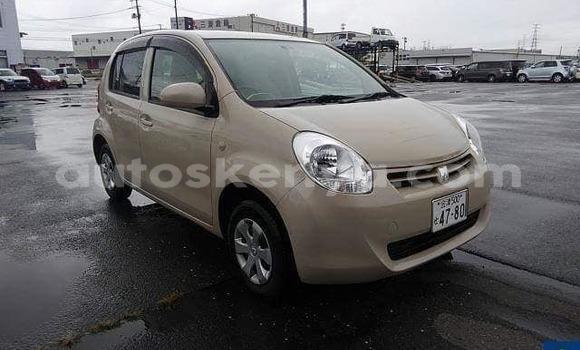 Buy Used Toyota Passo Beige Car in Mombasa in Coastal Kenya