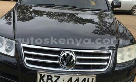 Buy Used Volkswagen Touareg Black Car in Nairobi in Nairobi