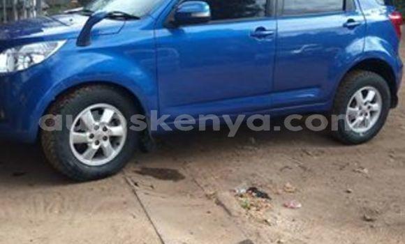 Buy Used Toyota Rush Blue Car in Nairobi in Nairobi