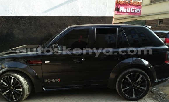 Buy Used Land Rover Range Rover Black Car in Nairobi in Nairobi