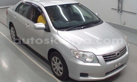 Buy Used Toyota Axio Silver Car in Mombasa in Coastal Kenya