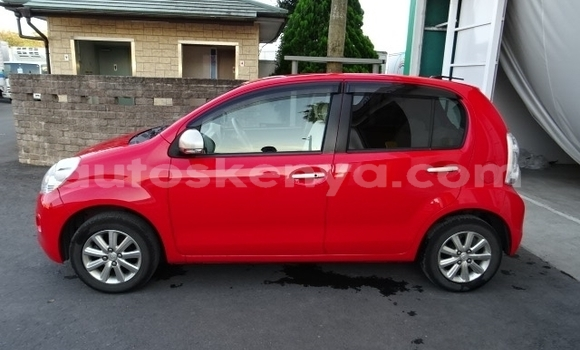 Buy Used Toyota Passo Red Car in Mombasa in Coastal Kenya