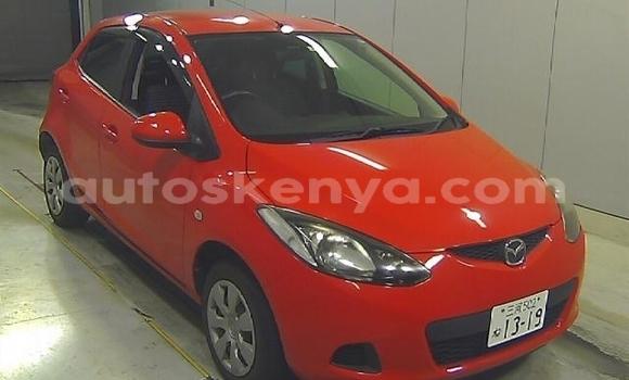 Buy Used Mazda Mazda 2 Red Car in Mombasa in Coastal Kenya