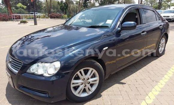 Buy Used Toyota Mark X Black Car in Nairobi in Nairobi