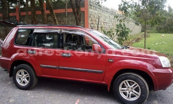Buy Used Nissan X–Trail Red Car in Nairobi in Nairobi