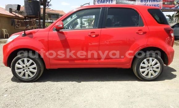 Buy Used Toyota Rush Red Car in Nairobi in Nairobi