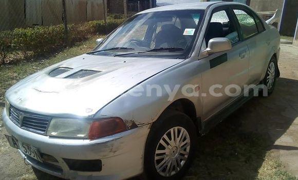 Buy Used Mitsubishi Lancer Silver Car in Machakos in Nairobi