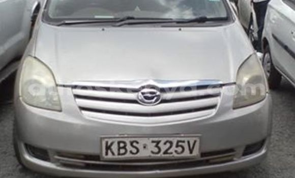 Buy Used Toyota Spacio Silver Car in Nairobi in Nairobi