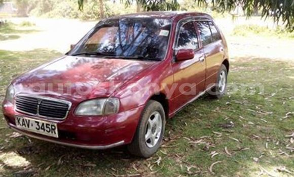 Buy Used Toyota Starlet Red Car in Nairobi in Nairobi