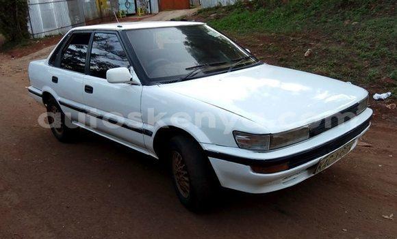 Buy Used Toyota Sprinter White Car in Nairobi in Nairobi