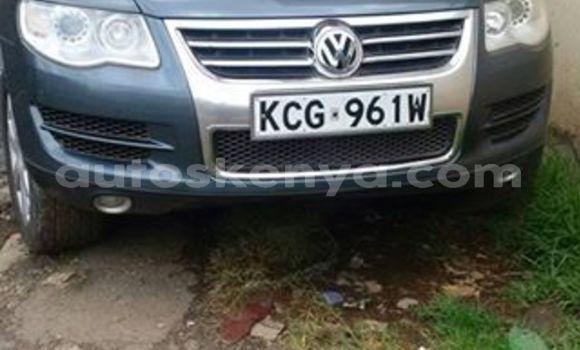 Buy Used Volkswagen Touareg Other Car in Nairobi in Nairobi