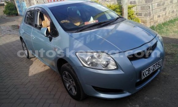 Buy Used Toyota Auris Other Car in Nairobi in Nairobi