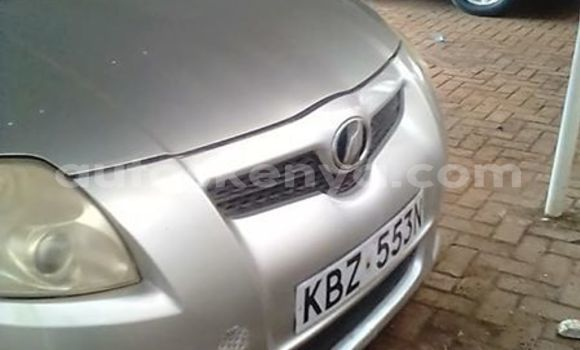 Buy Used Toyota Auris Silver Car in Embu in East Kenya