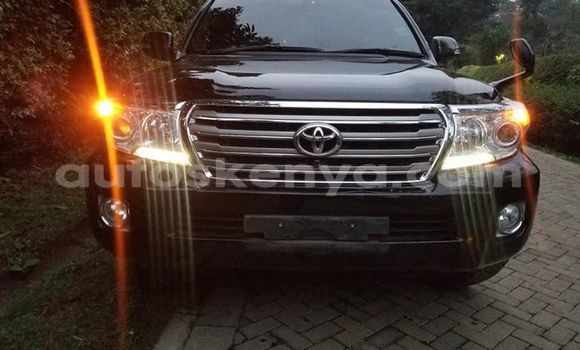 Buy Used Toyota Land Cruiser Black Car in Nairobi in Nairobi