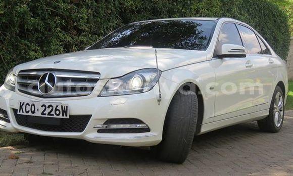 Buy Used Mercedes Benz C–Class White Car in Nairobi in Nairobi
