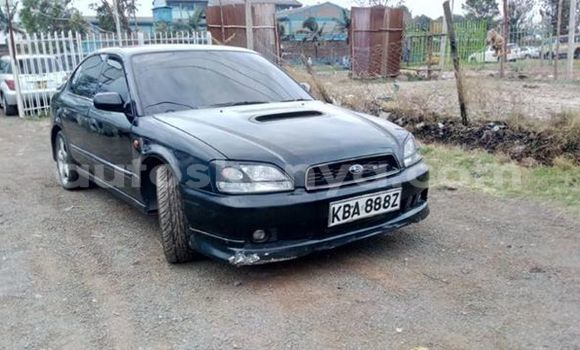 Buy Used Subaru Legacy Black Car in Nairobi in Nairobi