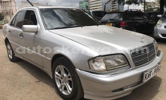 Buy Used Mercedes Benz C–Class Silver Car in Nairobi in Nairobi
