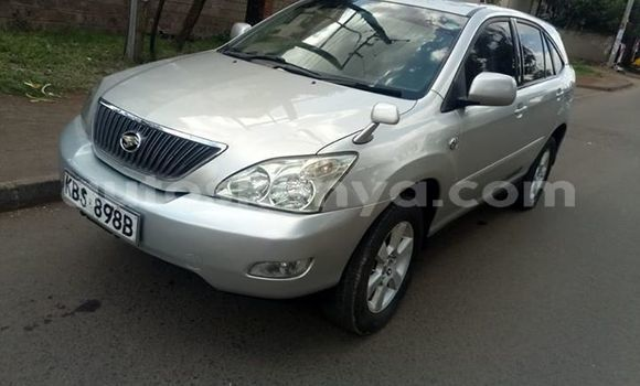 Buy Used Toyota Harrier Silver Car in Nairobi in Nairobi