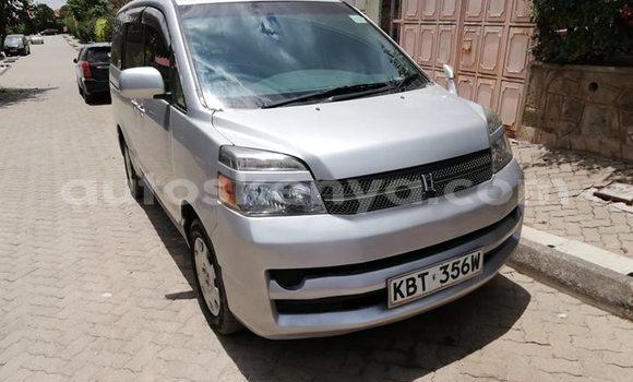 Buy Used Toyota Voxy Silver Car in Nairobi in Nairobi