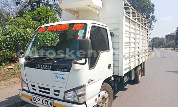 Buy Used Isuzu N–serie White Truck in Nairobi in Nairobi