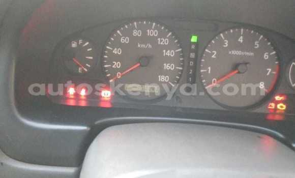 Buy Used Nissan Sunny Silver Car in Nairobi in Nairobi