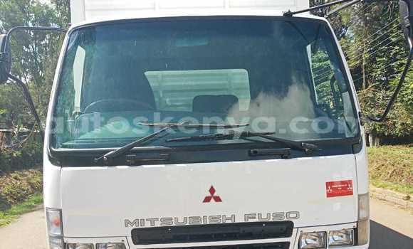 Buy Used Mitsubishi Fuso White Truck in Nairobi in Nairobi
