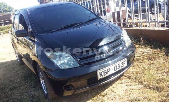 Buy Used Toyota IST Black Car in Nairobi in Nairobi