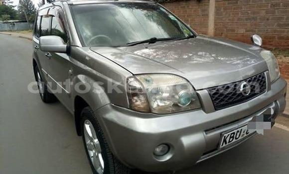 Buy Used Nissan X–Trail Silver Car in Nairobi in Nairobi