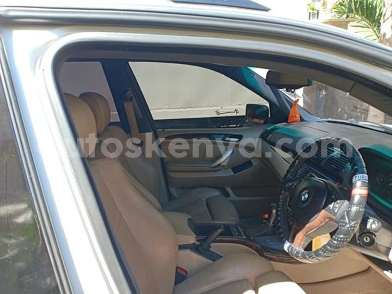 Buy Used Bmw X5 White Car In Mombasa In Coastal Kenya Autoskenya